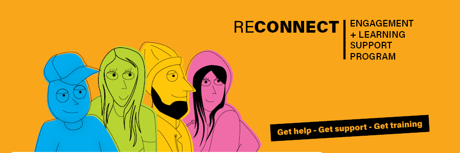reconnect: engagement and learning support program